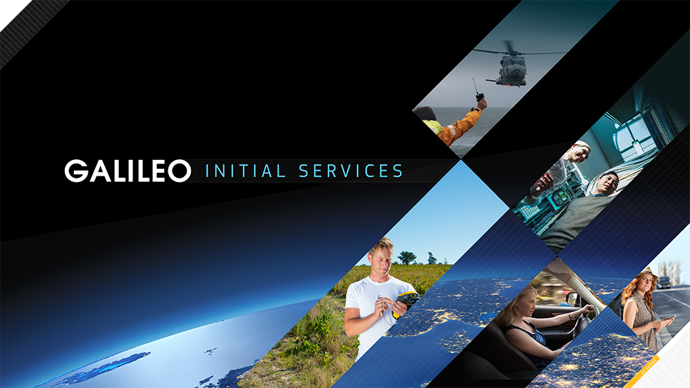 Megkezdi működését a Galileo (Initial Service)